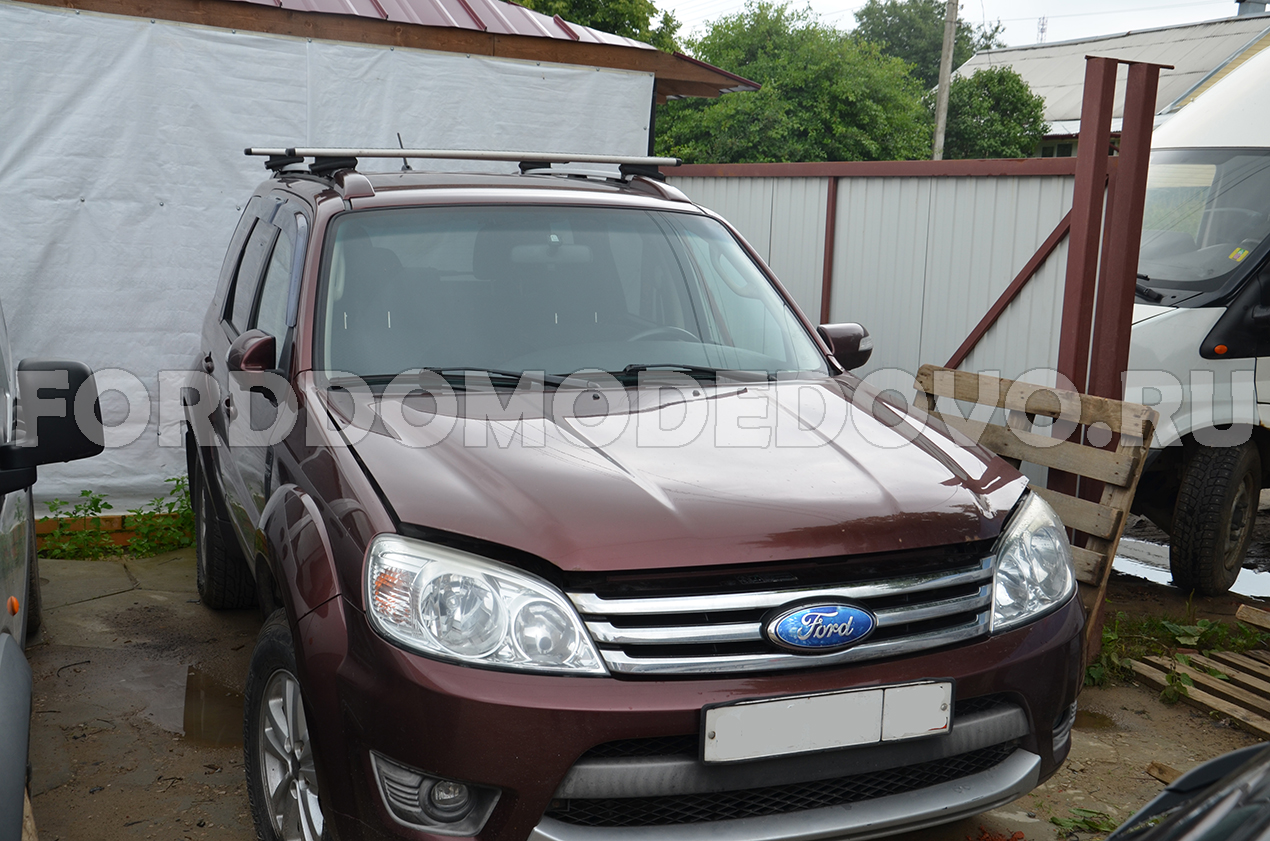 Ford Escape 2008 taiwan 2.3l